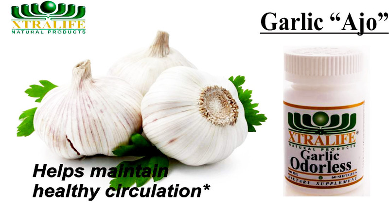 Garlic Odorless